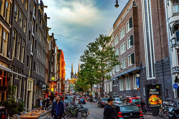 Experience the Netherlands